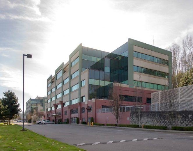 Digital Fortress Tukwila Data Center